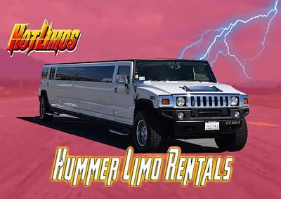 San Diego Hummer Limo