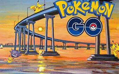 Pokemon Go Party Bus
