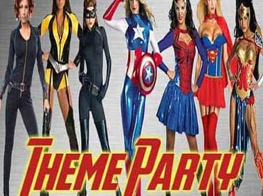 How to Plan a Theme Party
