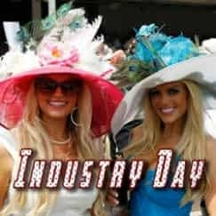 Del Mar Races : Industry Day
