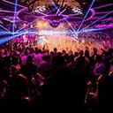 Flux Nightclub Dancefloor Party