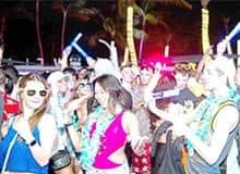 san diego kids party bus ideas spring break