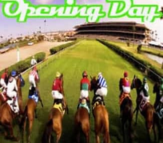Opening Day: Del Mar Races